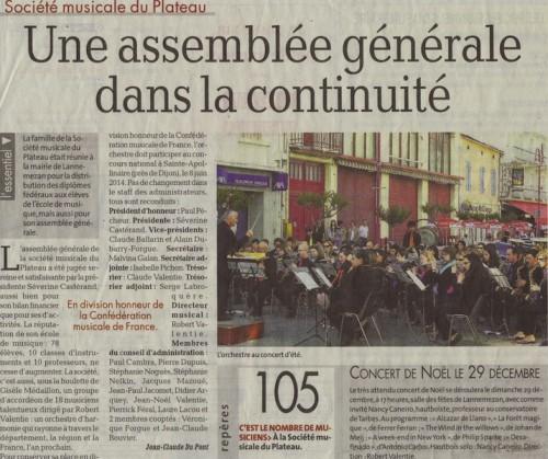 Article SMP Décembre 2013