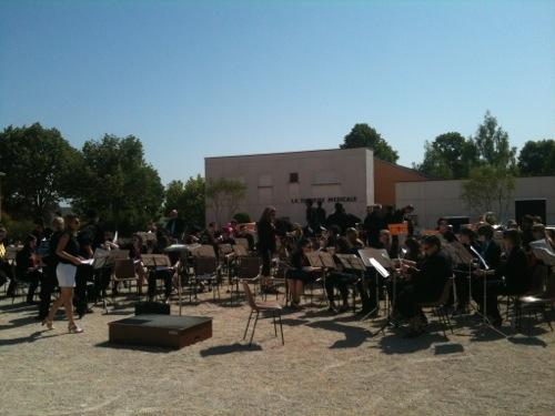 Concours 2014 - Concert sous la chaleur