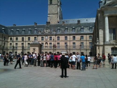 Concours 2014 - Visite de Dijon